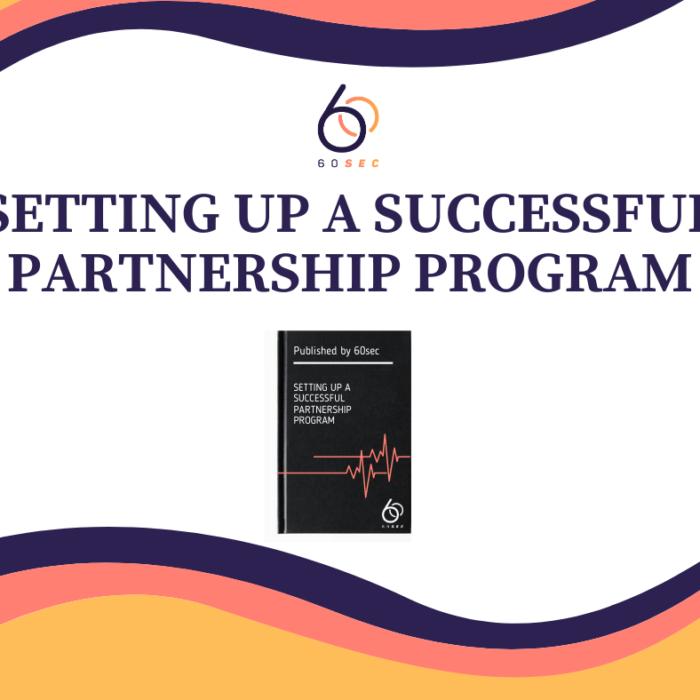 Setting Up a Successful SaaS Partnership Program