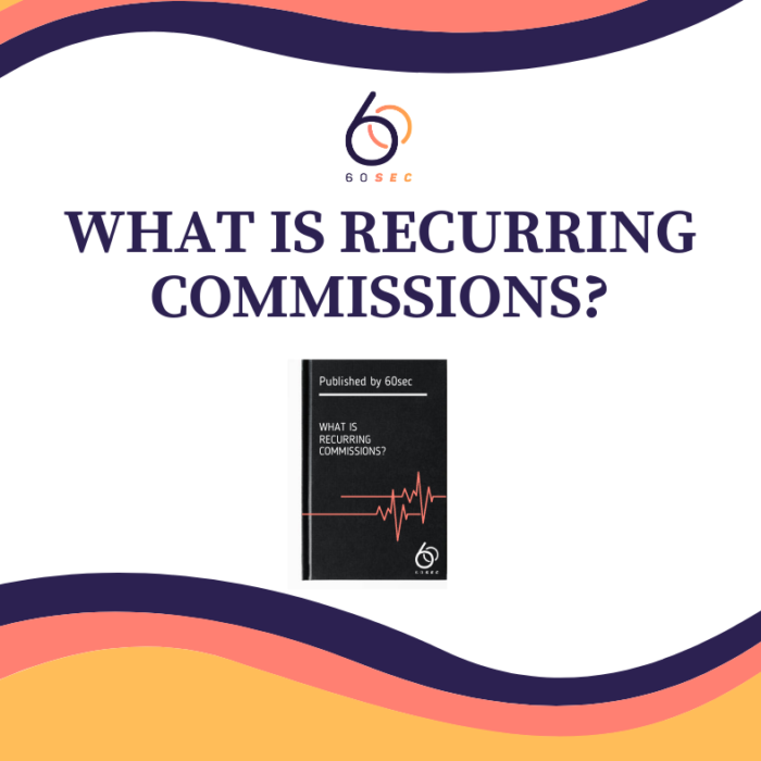 What is Recurring Commissions?